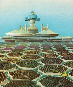 sea city of the future