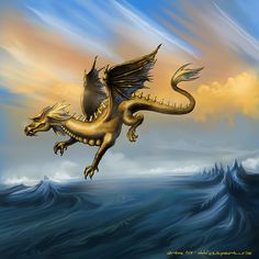gold stuff | gold dragons gold dragons are the most powerful good dragon there is ...