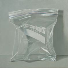 realistic oil paintings of paper and plastic shopping bags Painting Inspiration, Art Inspo, Realistic Oil Painting, A Level Art, Still Life Art, Photorealism, Art Plastique, Art Studios, Art Lessons