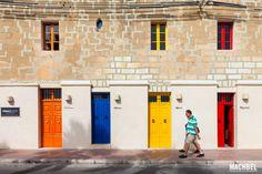 Casa parchís en Marsaxlokk me encanta este nombre Qué visitar en Malta by machbel