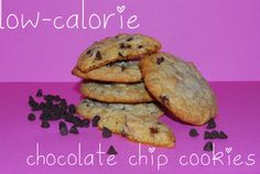 Low-Calorie Chocolate Chip Cookies « The Domestic Rebel