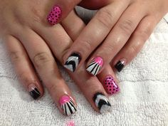 Nails!! @Fringe Salon