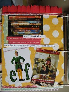 December Daily great idea , there's so many Christmas movies I love.