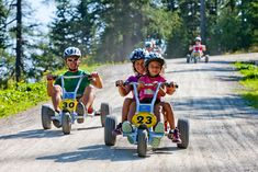 Nyáron is száguldozhatsz Schladmingban Short Trip, Go Kart, Trips, Bucket, Places, Seasons Of The Year, Summer, Families, Karting