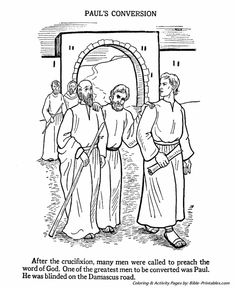 bible coloring pages acts 12 - photo#21