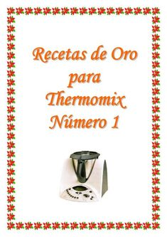 TERMOMIX RECETAS DE ORO