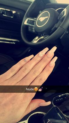 #love#nude#nails