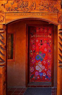 Door - New Mexico