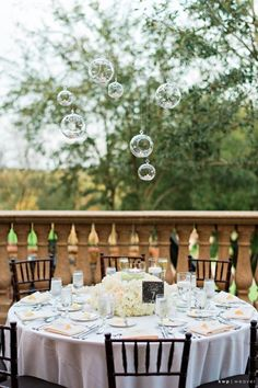 Green and White Wedding, Tabletop Decor | Kristen Weaver Photography | Vangie's Events of Distinction