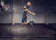 Introducing Nike + Basketball and + Training.  Nike + Basketball uses technology implemented right into your shoe to calculate how fast, how high and how hard you play.