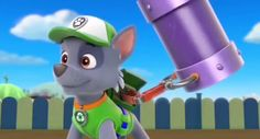 Paw Patrol Rocky, Furry Art, All Pictures, Nerd, Wallpapers, Entertaining, Humor, Cool Stuff, Collection