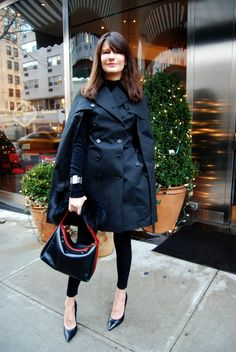 Perfect French - Amelie via Keep it Chic
