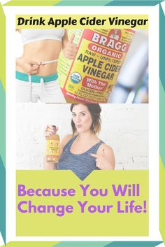 Drink Apple Cider Vinegar Before Bed Because You Will Change Your Life!
