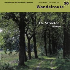 Wandelroute - De Stroeten bij Zweeloo ~ Fietsenwandelweb.nl