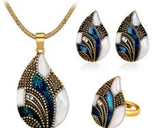 Product Specifics Fine or Fashion:FashionItem Type:Jewelry SetsMetals Type:Zinc AlloyJewelry Sets Type:Necklace/Earrings/RingStyle:ClassicMaterial:MetalOccasion:Party Jewelry Sets, Jewelry Rings, Jewellery, Vintage Wedding Jewelry, African Jewelry, Ring Earrings, Antique Silver, Shells, Pendant Necklace