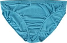Made for travel but you'll want to wear them as your everyday panties, the ExOfficio Give-N-Go bikini underwear are breathable, lightweight and long-wearing.