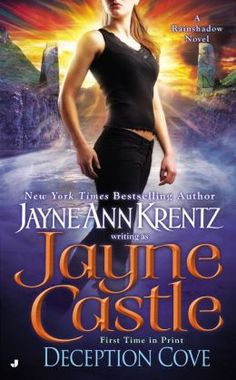 DECEPTION COVE by Jayne Castle/Jayne Ann Krentz. Included in the September 2013 column, Wounded Heroes.