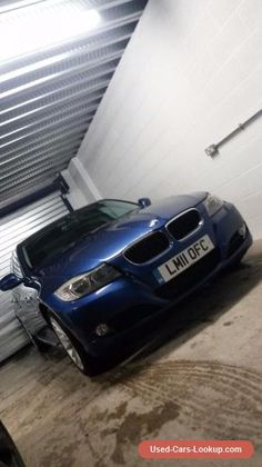 BMW 318D SE 2011 LCI FACELIFT (LOW MILES) TWO KEYS (FULL SERVICE HISTORY) #bmw #318 #forsale #unitedkingdom