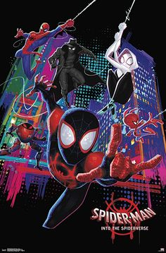 902ff3f7897843 New hip poster for Spider-Man 2018