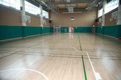 영등포제2스포츠센터 농구장