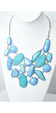 love chunky necklaces