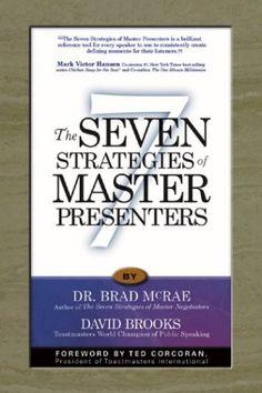 Resumen con las ideas principales del libro 'Las 7 estrategias de los oradores expertos', de Brad McRae y David Brooks. Todo lo que necesita saber para realizar una presentación excelente que cautive a su auditorio. Ver aquí: http://www.leadersummaries.com/resumen/las-7-estrategias-de-los-oradores-expertos
