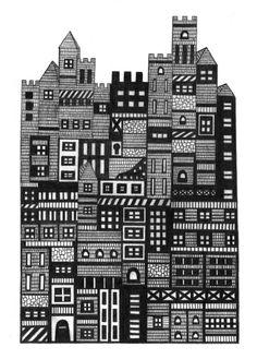 Castle Infinitus by Marcelo Romero