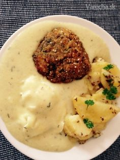 sk - recepty a videá o varení Czech Recipes, Ethnic Recipes, Paleo Recipes, Ham, Mashed Potatoes, Food And Drink, Gluten Free, Cooking, Populárne Piny