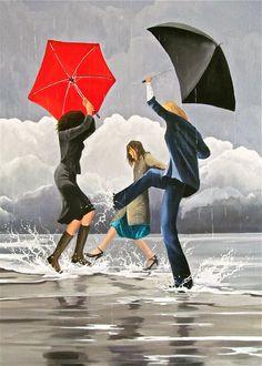NEW! 'Working Up A Storm' - Tina Palmer Studios, Inc.