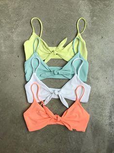 70d678dc3a446 See more. Take your pick   FLASHBACK adjustable bikini top \ L*Space Swim  Resort 2019 Cute