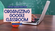 The one with Google Classroom organization - Cait's Cool School Virtual Community, Community Building, Morning Announcements, Center Rotations, Silly Songs, Classroom Routines, Too Cool For School, Google Classroom, Inspire Others