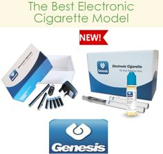 The Genesis 510 is probably the best Electronic Cigarette model in the world. It is developed with the latest technology in electronic smoking industry.