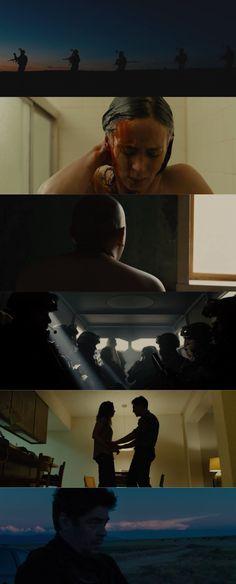 Sicario (2015), d. Denis Villeneuve, d.p. Roger Deakins