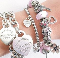 Personalized Photo Charms Compatible with Pandora Bracelets. Tiffany And Co Jewelry, Tiffany Bracelets, Wrap Bracelets, Bangles, Cute Jewelry, Charm Jewelry, Bridal Jewelry, Pandora Bracelet Charms, Pandora Jewelry
