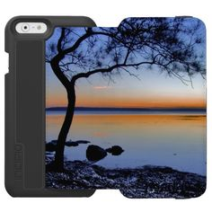 """Afternoon Delight """"Sanctuary Point N.S.W"""" Incipio Watson™ iPhone 6 Wallet Case"""