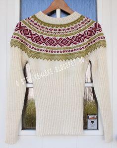Strikke Maske: Marius med rundfelling i alpakka Men Sweater, Knitting, Pattern, Sweaters, Fashion, Moda, Tricot, Fashion Styles, Breien