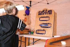 diy carnival games | ... carnival games see list of games on www aircastlecarnivalgames com