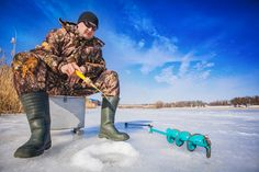 6 Ice Fishing Gear Must-Haves For Every Beginner  Read here: http://ift.tt/2hTgJp7  Ice fishing has a long and storied history but its popularity has exploded in recent years. From Anchorage Alaska to Stockholm Sweden to Lac Brochet in Canada people are heading out onto the ice and enjoying one of the greatest and most challenging outdoor pursuits in the world. However while a 6-year-old with a cane []