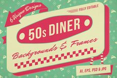 50S DINER POSTERS gallery images at imageKB.com