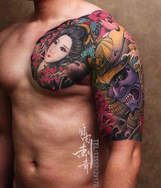 i like horimono. Arm Tattoo, Dragon Sleeve Tattoos, Real Tattoo, Full Sleeve Tattoos, Body Art Tattoos, Japanese Tattoos For Men, Japanese Tattoo Art, Japanese Tattoo Designs, Japanese Sleeve Tattoos