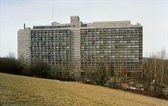 Fondation Le Corbusier - Buildings - Unité d'habitation