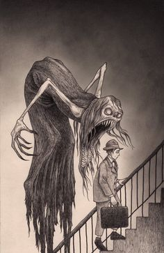 The Monster Under Your Bed… John Kenn Mortensen's Sticky Monsters