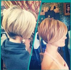 Layered Short Haircut - Women Hairstyles for 2015