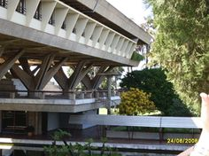 Italian embassy in Brasilia/ Pier Luigi Nervi