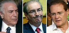 Notícia de tudo.: Linha sucessória de Dilma tem três citados na Lava...