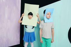 Pop Couture von #NoAddedSugar: Eleganz und Experiment zeichnen das Londoner #KindermodeLabel aus.