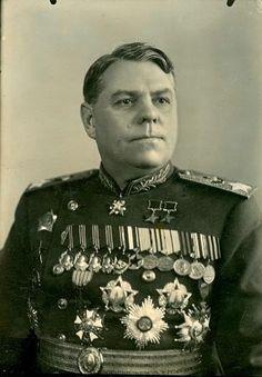 Маршал Александр Василевский, 1950-е 1950-01-01 - 1959-12-31, г. Москва