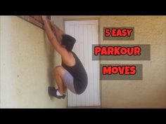 Parkour is a really fun sport to do.Here are 5 parkour moves you can easily learn. This video is a brief tutorial covering the basics of parkour. Calisthenics Workout Program, Kickboxing Workout, Workout Programs, Parkour For Beginners, Parkour Moves, Hero Workouts, Flexibility Workout, Aikido, At Home Gym