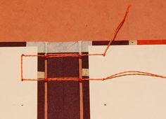 Artes Manuais com Kika Florence: Tutorial encadernação Belga Secreta