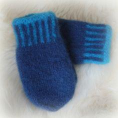 Bl�, str 4-6 �r, Gloves, Socks, Knitting, Fashion, Threading, Moda, Tricot, La Mode, Breien